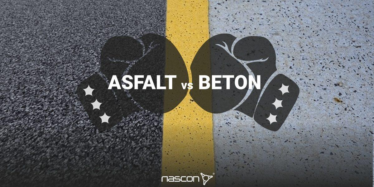 Droga asfaltowa czy betonowa? Która jest lepsza? Tańsza? Nawierzchni betonowe czy asfaltowe?