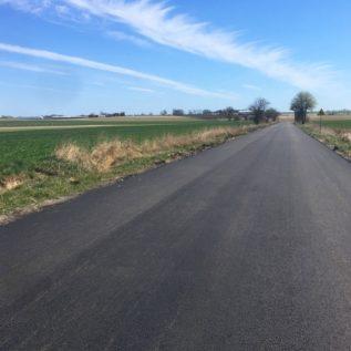 nawierzchnia zmieszanek mineralno-asfaltowych